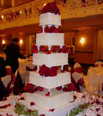 Wedding Cake Designs: Big Elegant Wedding Cakes