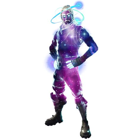fortnite galaxy skin  effects png image purepng