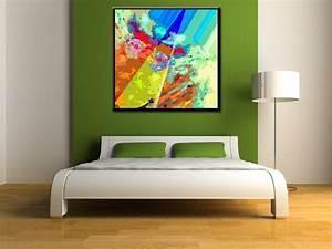 Tableau Deco Design : 17 best images about tableau abstrait on pinterest design design deco and art deco ~ Melissatoandfro.com Idées de Décoration