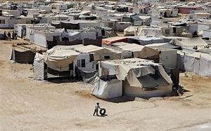 Inside Zaatari refugee camp: the fourth largest city in ...