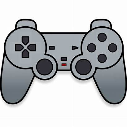 Controller Ps4 Clipart Silhouette Getdrawings