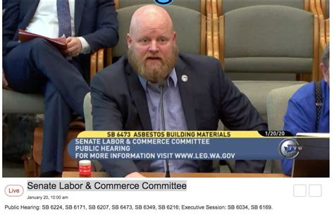 stricter asbestos regulations put  place  washington