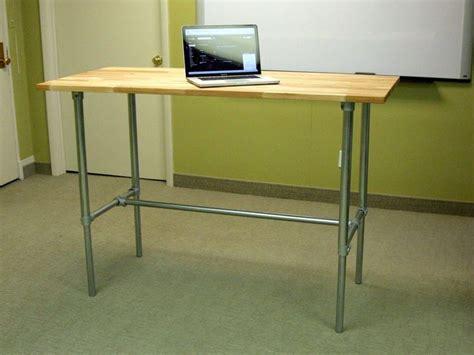 diy standing desk ikea 38 best images about diy standing desk on pinterest