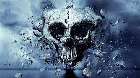 Hd Skull Wallpapers 1080p (55+ Images