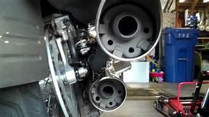 Honda Vtx 1800 Partial Clayton Mod Exhaust