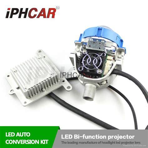 bi function led high low beam retrofit headlight hid