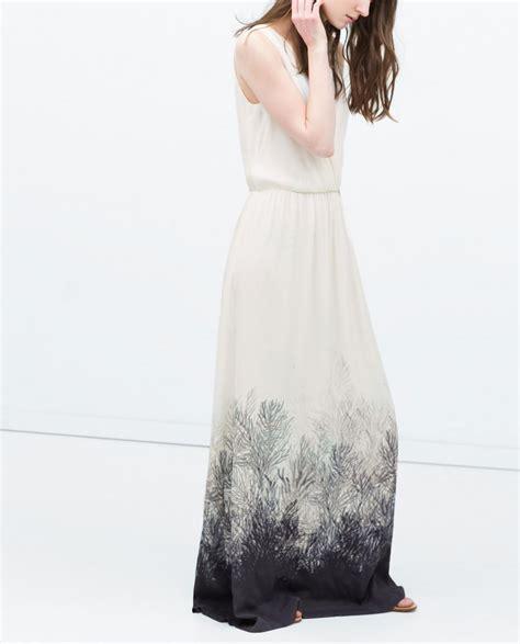robe longue classe zara robe longue zara j adore le mod 232 le que je viens d acheter