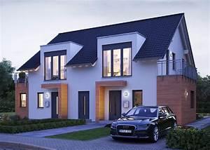 Günstige Häuser Bauen Schlüsselfertig : doppelhaus bauen individuell wohnen mit massa haus ~ A.2002-acura-tl-radio.info Haus und Dekorationen