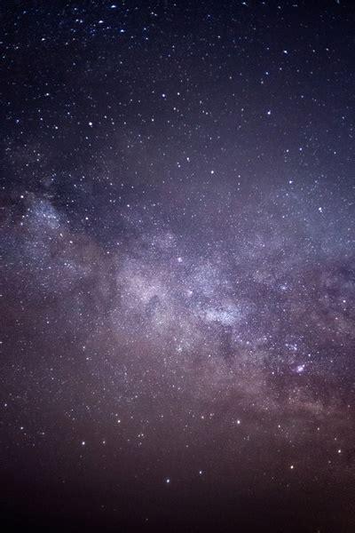 Nature Milky Way Night Stars Galaxy Sky Free Stock Photos