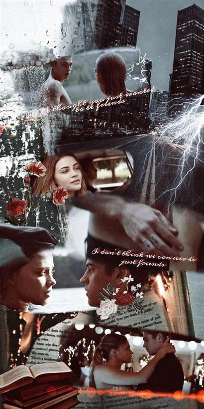 Romantic Scenes Hardin Tessa Movies Quotes Wallpapers