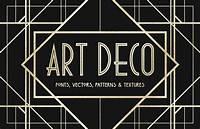 art deco images The Art Deco Collection — Medialoot