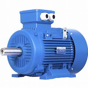 4 Poles 11kw 15hp1400rpm Shaft 42mm Induction Electric Motor 3 Phase