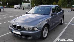 Bmw 520i E39 : 2001 standard car 5 series for sale in united kingdom ~ Medecine-chirurgie-esthetiques.com Avis de Voitures