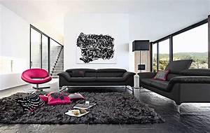 Living room inspiration 120 modern sofas by roche bobois for Modern living room interior new ideas inspiration