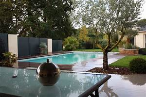 petit jardin avec piscine beau amenagement petit jardin With amazing amenagement jardin autour piscine 6 exotique paysage