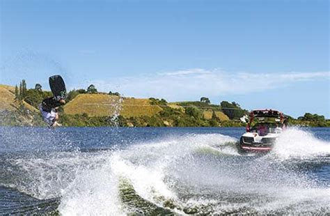 Nautique Boats Australia by Air Nautique 210 Review Trade Boats Australia