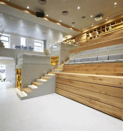 Studio Archdaily Community Architecture Floor Hall