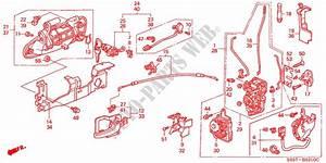 Front Door Locks For Honda Cars Civic 1 4se 3 Doors 5 Speed Manual 2002   Honda Cars