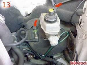 Comment Reparer Un Maitre Cylindre De Frein : remplacement mastervac clio 2 blog sur les voitures ~ Gottalentnigeria.com Avis de Voitures