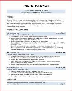 10 Customer Service Resume Templates Free Word Excel PDF