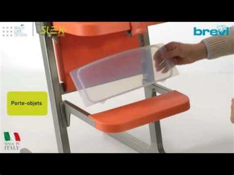 chaise haute brevi b slex evo chaise haute modulable brevi avec toutes les