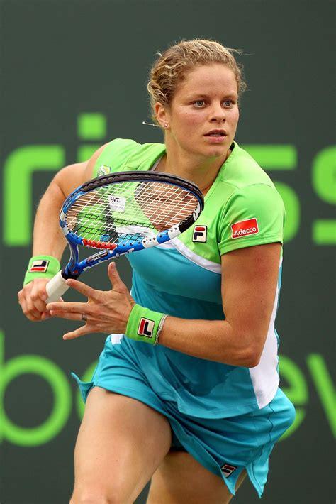 Kim Clijsters Photos Photos Sony Ericsson Open Zimbio