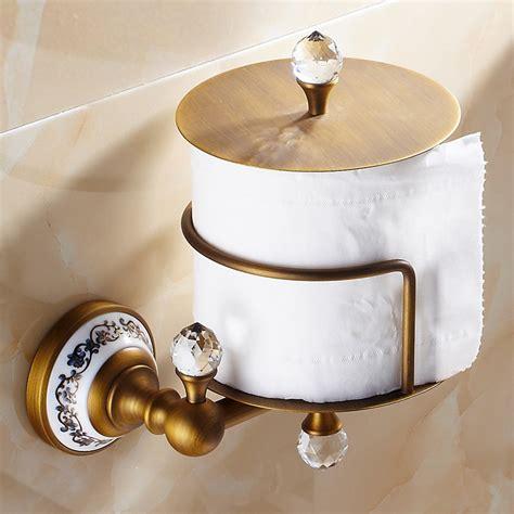 bathroom toilet roll holders european vintage bathroom
