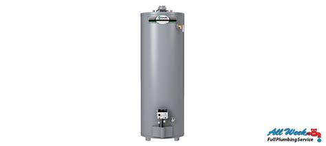 Most Widely Used Types Of Water Heaters