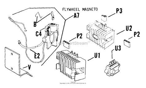Kohler 10 Hp Wiring Diagram by Kohler K241 46785 Deere 10 Hp 7 5 Kw Specs 4600