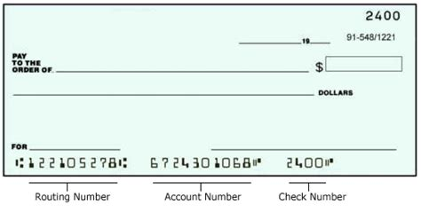 parts of a check routing number us bank routing numbers easy guide understand