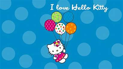 Kitty Hello Desktop Backgrounds Computer Themes Pm