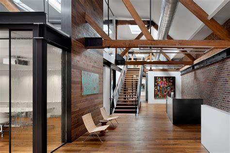 wonderful warehouse office space that was originally a