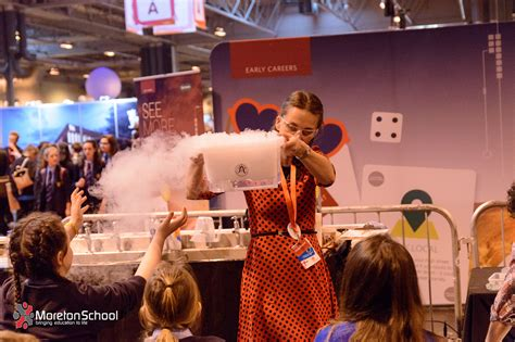 Science Big Bang Fair 2017 At Birmingham Nec Moreton