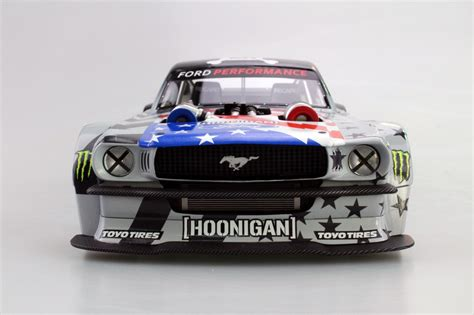 top marques collectibles ford mustang  hoonigan