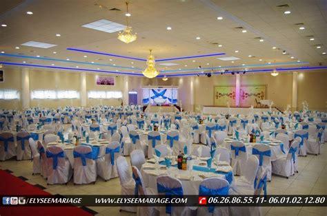 decoration de salle de mariage en bleu meilleure source d inspiration sur le mariage