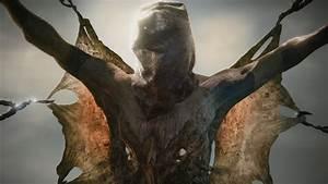Hellblade Demon Enemy Artwork