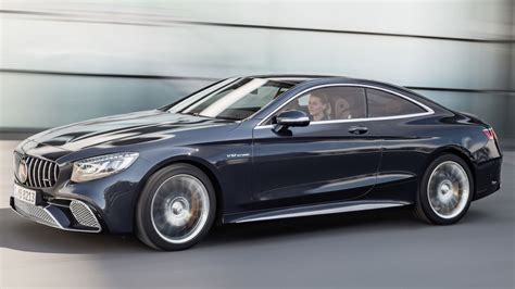Prices Are In For The 2018 Mercedes-benz S-class Coupé And