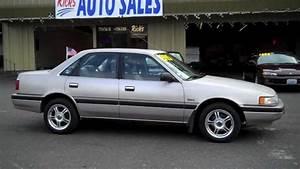 1990 Mazda 626 Sold
