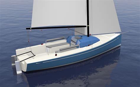 Kosten Kajuitzeilboot by Jachtwerf Heeg Introduceert De Nieuwe Pointer 22 Pointer