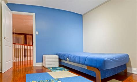 good color schemes  bedrooms blue boys room paint