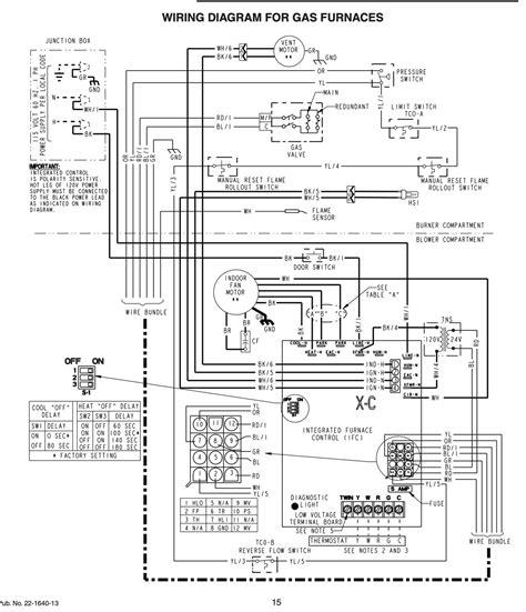 Trane Heater Wiring Schematic by Fan Limit Switch Q A 5 Furnace Fan Limit