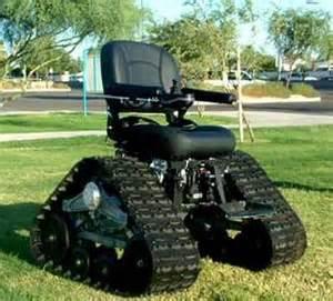 All Terrain Wheel Chair by Paraplegic Parenting All Terrain Wheelchair And Paranoia