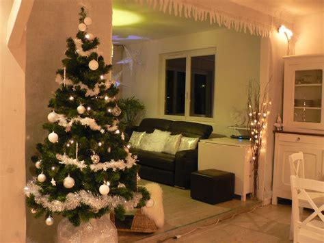 idee decoration salon pour noel