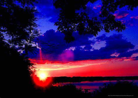 Pretty Sunset Wallpaper Wallpapersafari