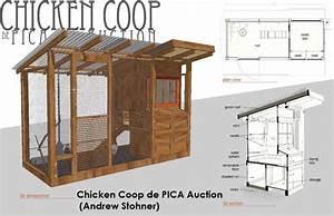 Plan Poulailler 5 Poules : plan de poulailler en bois gratuit ~ Premium-room.com Idées de Décoration