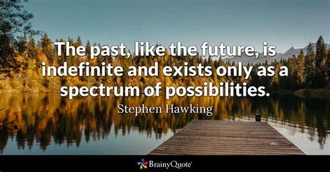 future  indefinite  exists