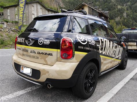 bmw mini cooper countryman  commencal official