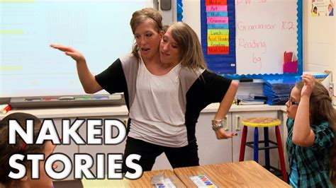 Abby And Brittany Hensel The Conjoined Teachers! Youtube