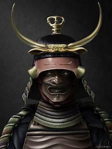 Demon Samurai by JamesJiaXu on DeviantArt