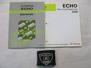 2000 Toyota Echo Electrical Wiring Diagram Service Manual